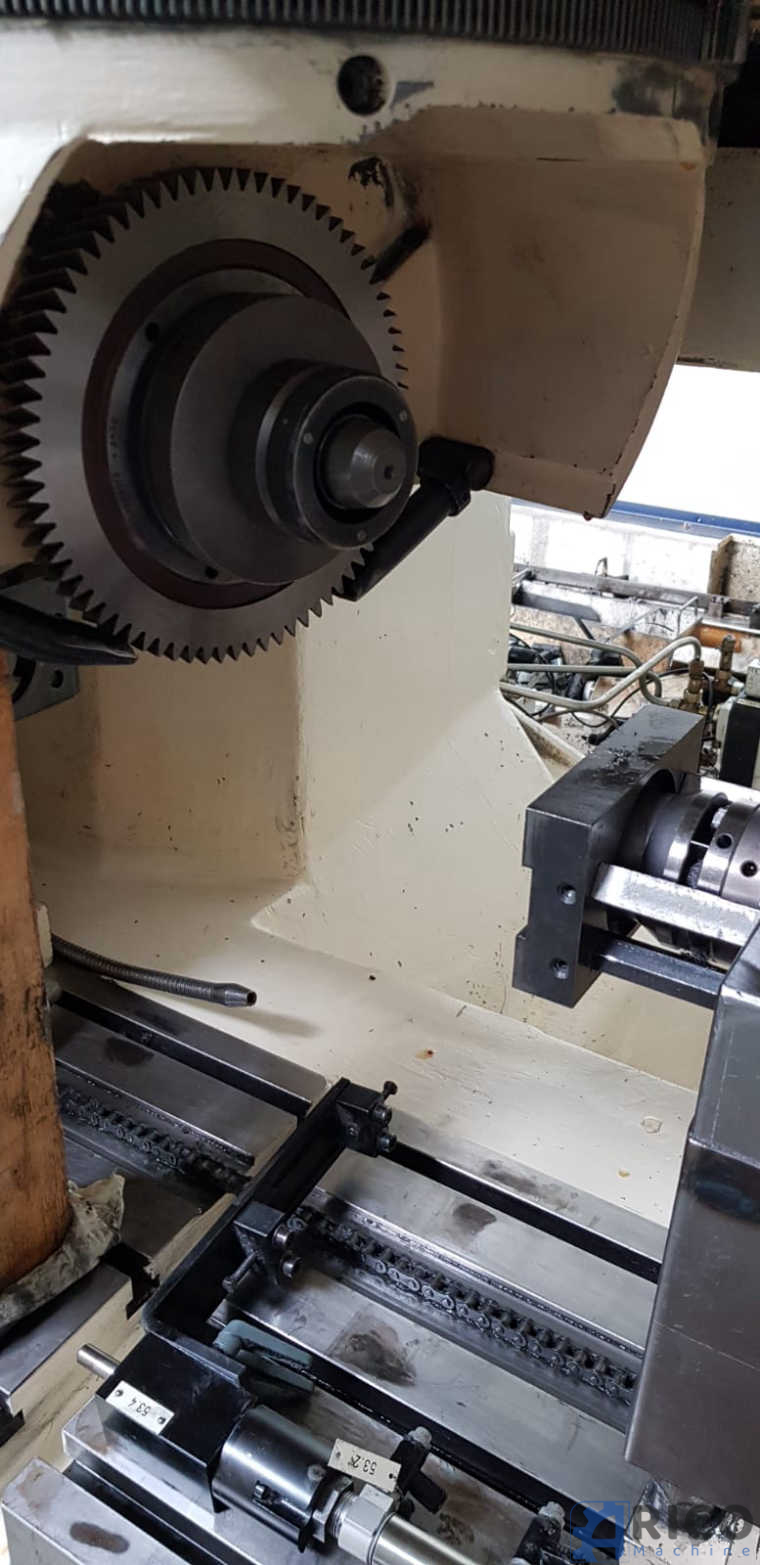 Zahnradschabmaschine GLEASON HURTH ZS 150 T CNC images - Arico Machine