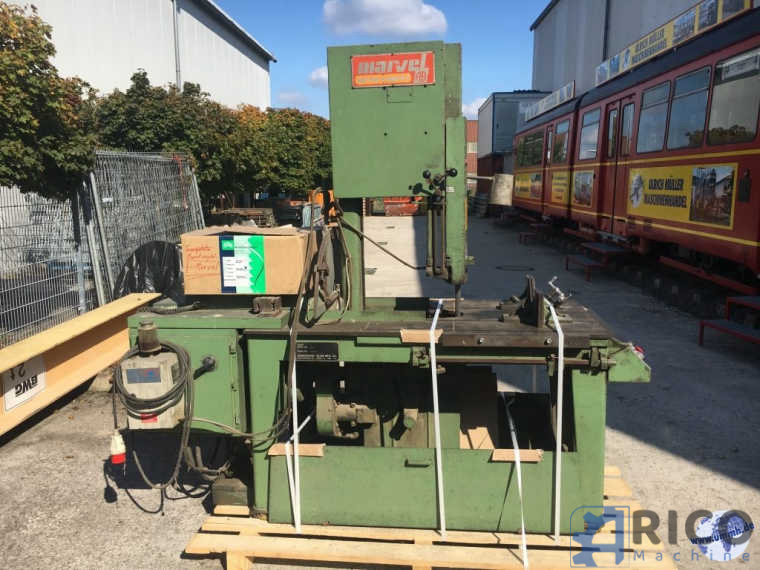 Bandsägemaschine Armstrong - Blum Mark 1 images - Arico Machine