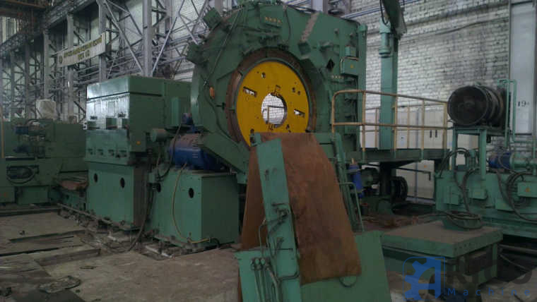 CNC CRANKSHAFT LATHE  Kramatorsk KG16234FЗ images - Arico Machine