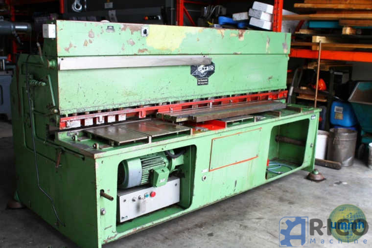 Tafelschere Eclair ASS 3,5 images - Arico Machine