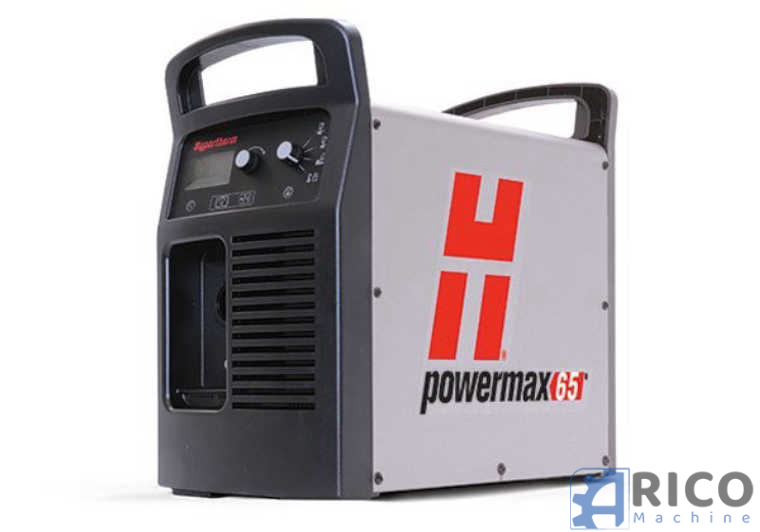 Plasma-Inverter-Schneidmaschine Hypertherm Powermax 65 images - Arico Machine